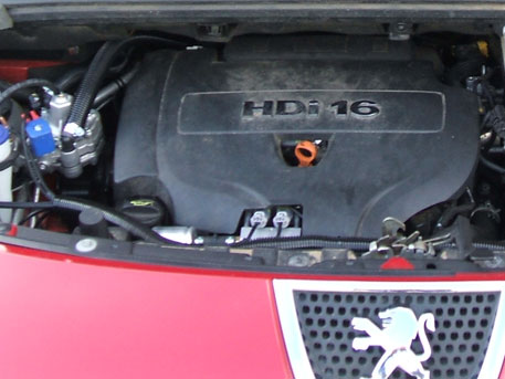 DIESEL LPG Conversion Peugeot 3008 20L HDi