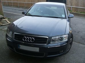 LPG Conversion AUDI A8 4.2L year 2005