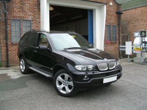 LPG Conversion BMW X5 4.4L V8 year 2005