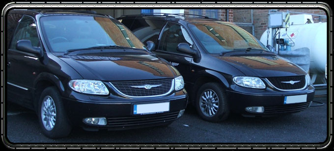 Chrysler grand voyager lpg conversions