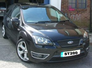 LPG Conversion Ford Focus ST200 2.5L year 2007 by OZON LPG
