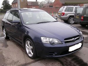LPG Conversion Subaru Legacy 3.0L Flat6 year 2005
