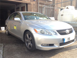 LPG Conversions Lexus GS430 4.3L V8 year 2005