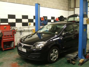 LPG Conversion Vauxhall Astra 1.4L year 2006