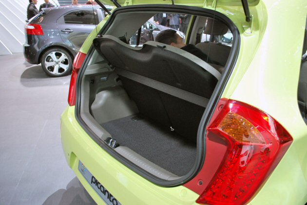Autogas Kia To Offer Picanto Bi Fuel In Europe Lpg World News