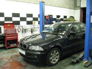 LPG Conversion BMW 318i 1.9L year 2002