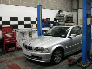 LPG COnversion BMW 320i year 2003