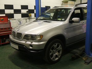 LPG Conversion BMW X5 3.0L year 2001