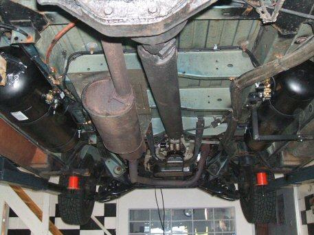 Autogas LPG conversion Dodge Ram VAN 5.7L V8 year 1996 in ...