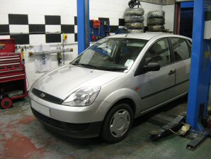 LPG Conversion ford Fiesta Finesse 1.4L year 2003
