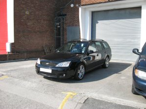 LPG Conversion Ford Mondeo 2.4L V6 year 2001