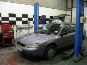 LPG Conversion Ford Mondeo 1.8L year 1998