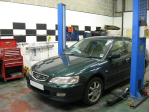 LPG Conversion Honda Accord 2.3i year 2002