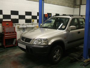 LPG Conversion Honda CR-V 2.0L year 1997