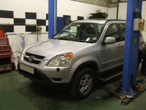 LPG Conversion Honda CRV 2.0L year 2005