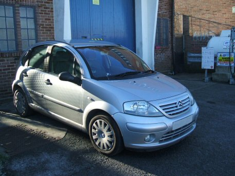 LPG Conversion Citroen C3 1.4L year 2003 with Multipoint Gas Injection System