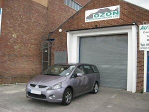 LPG Conversion Mitsubishi Grandis 2.4L year 2005