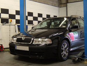 LPG Conversion Skoda Octavia VRS 1.8L Turbo year 2003