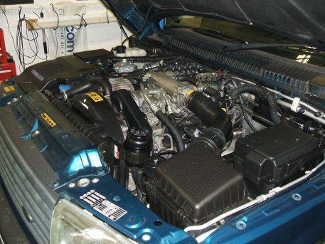 Autogas Lpg Conversion Range Rover P38 4 6l V8 Year 1999