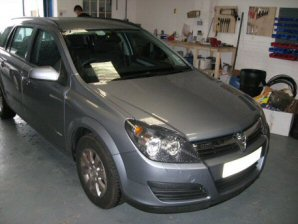 LPG Conversion Vauxhall Astra 1.8L year 2004