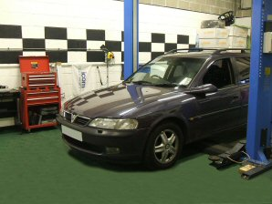 LPG Conversion Vauxhall Vectra 2.5L V6 year 1997