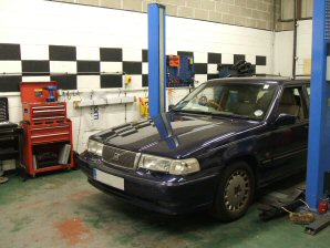 LPG Conversion Volvo 960 3.0L 6cyl. year 1996