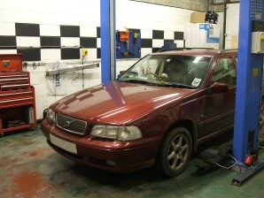 LPG Conversion Volvo V70 2.4L year 1999