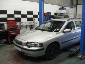LPG Conversion VOLVO V70 T5 2.5L year 2001