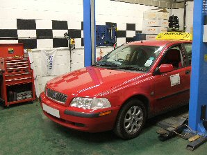LPG Conversion Volvo S40 1.6L year 2001