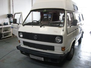LPG Conversion VW Campervan 1.9L year 1989