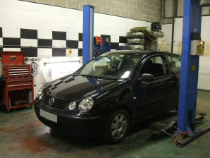 LPG Conversion VW Polo 1.4L year 2004